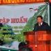 Skills training conservation education